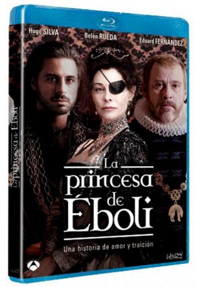 La Princesa De Eboli (Blu-ray)