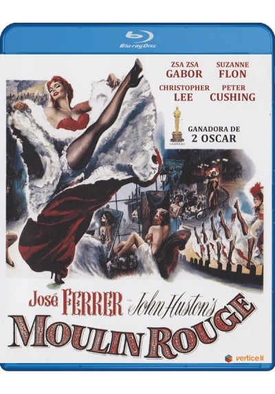 Moulin Rouge (Blu-ray) (1952)
