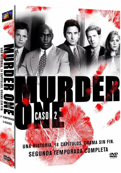 Murder One - 2ª Temporada (Blu-ray)