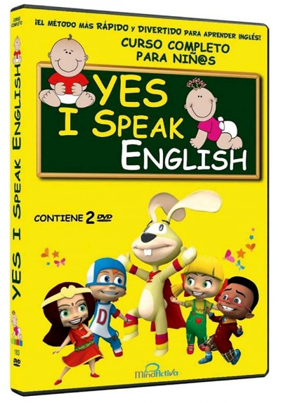 Yes, I speak english