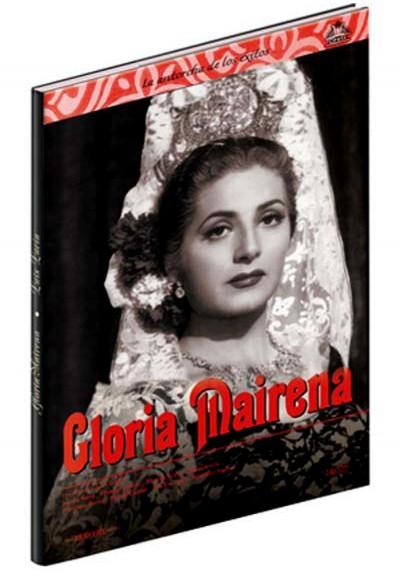 Gloria Mairena (DVD + Libro)