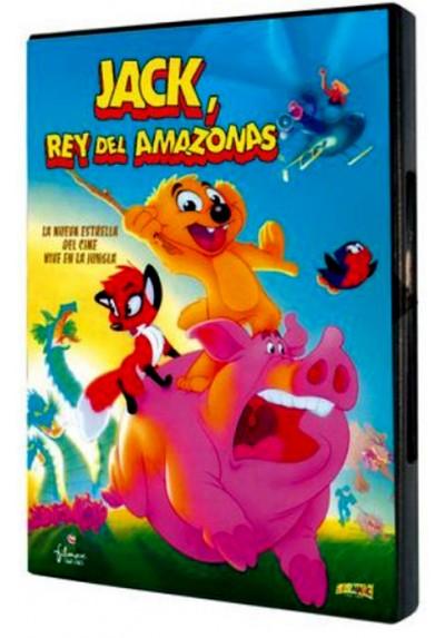 Jack, Rey del Amazonas (Jungledyret 2 - den store filmhelt)
