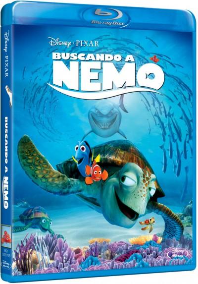 Buscando A Nemo (Finding Nemo) (Blu-Ray)