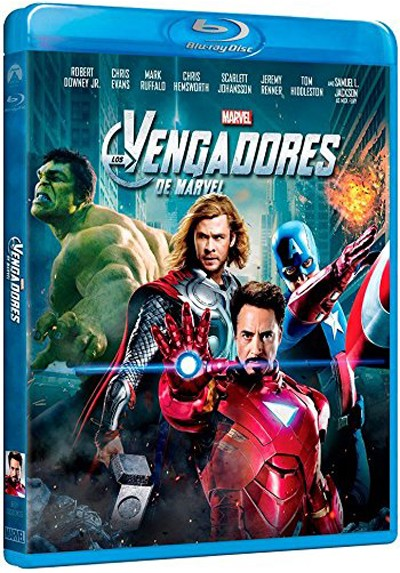 The Avengers (Los Vengadores) (Blu-Ray)