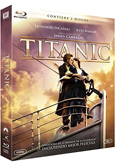 Titanic (Blu-ray) (2 Discos)