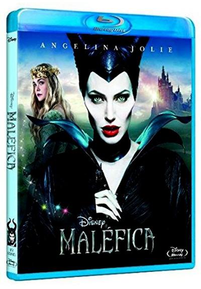 Maléfica  (Blu-ray) (Maleficent)