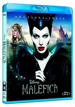 Maléfica  (Blu-ray) (Maleficent)