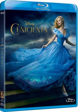 Cenicienta (2015) (Blu-ray) (Cinderella)