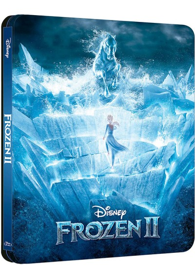 Frozen II (Blu-ray) (Steelbook)