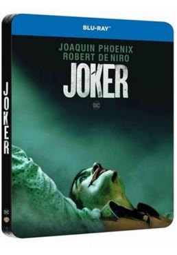 Joker (2019) (Blu-ray) (Steelbook)