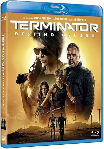 Terminator: Destino oscuro (Blu-ray) (Terminator: Dark Fate)