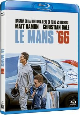 Le Mans '66 (Blu-ray) (Ford v. Ferrari)