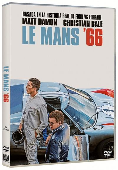 Le Mans '66 (Ford v. Ferrari)