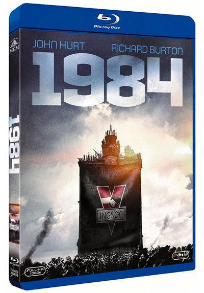 1984 (Blu-ray) (Nineteen Eighty-Four)