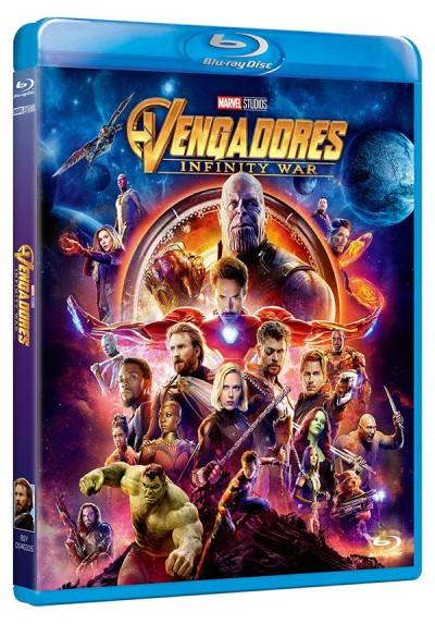 Vengadores: Infinity War (Blu-ray) (Avengers: Infinity War)