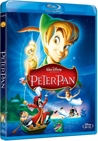 Peter Pan (1953) (Blu-ray)