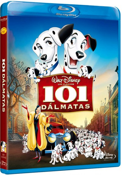 101 Dálmatas (Blu-ray) (101 Dalmatians)