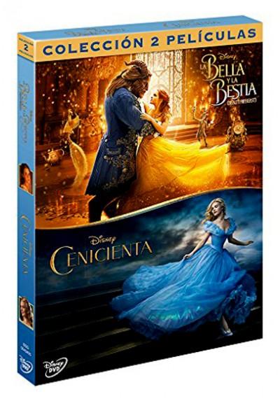 Pack: La Bella Y La Bestia (Beauty & The Beast) + Cenicienta (Cinderella)