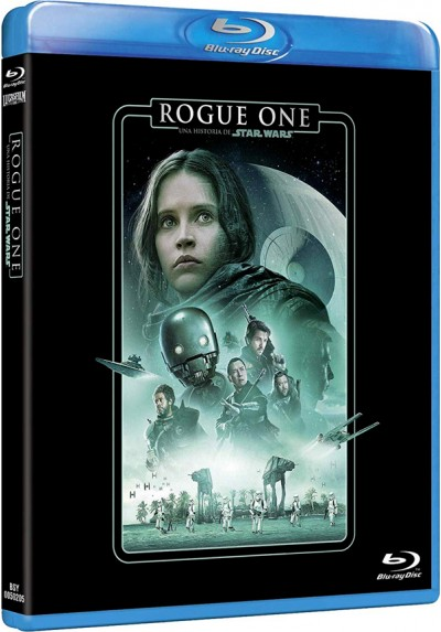 Rogue One: Una historia de Star Wars (Blu-ray) (Rogue One: A Star Wars Story)