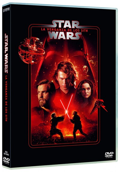 La guerra de las galaxias. Episodio III: La venganza de los Sith (Star Wars: Episode III Revenge of the Sith)