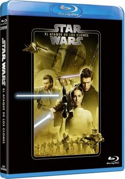 La guerra de las galaxias. Episodio II: El ataque de los clones (Blu-ray) (Star Wars. Episode II: Attack of the Clones)