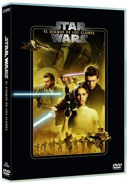 La guerra de las galaxias. Episodio II: El ataque de los clones (Star Wars. Episode II: Attack of the Clones)