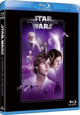 La guerra de las galaxias. Episodio IV: Una nueva esperanza (Blu-ray) (Star Wars)