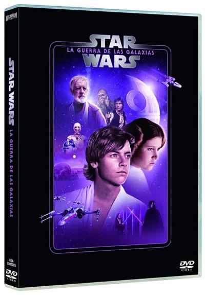 La guerra de las galaxias. Episodio IV: Una nueva esperanza (Star Wars)