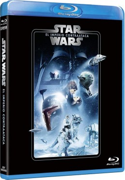 La guerra de las galaxias. Episodio V: El imperio contraatacaa (Blu-ray) (Star Wars. Episode V: The Empire Strikes Back)
