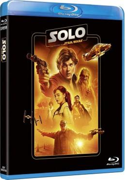 Han Solo: Una historia de Star Wars (Blu-ray) (Solo: A Star Wars Story)