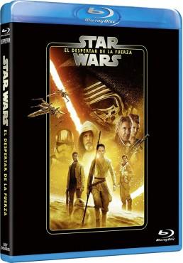 Star Wars: El despertar de la Fuerza (Blu-ray) (Star Wars. Episode VII: The Force Awakens)