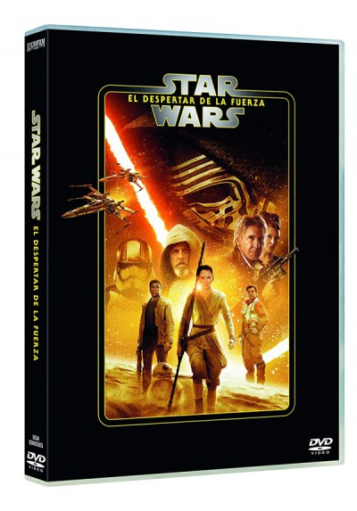 Star Wars: El despertar de la Fuerza (Star Wars. Episode VII: The Force Awakens)