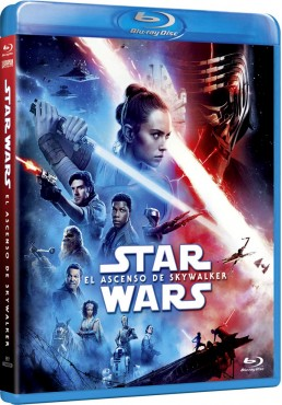 Star Wars: El ascenso de Skywalker (Blu-ray) (Star Wars: The Rise of Skywalker)