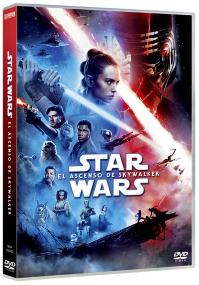 Star Wars: El ascenso de Skywalker (Star Wars: The Rise of Skywalker)