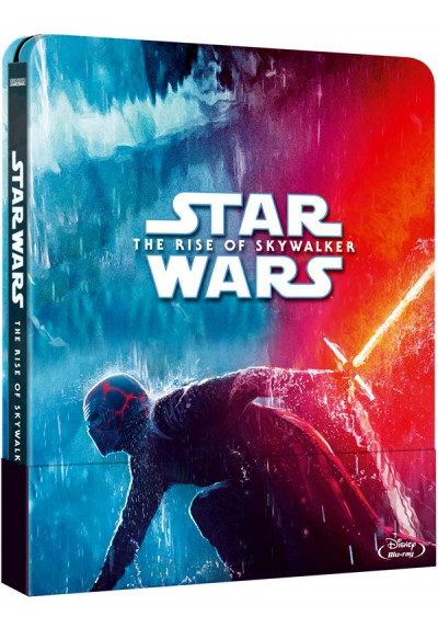 Star Wars: El ascenso de Skywalker (Steelbook) (Blu-ray) (Star Wars: The Rise of Skywalker)