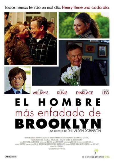 El hombre más enfadado de Brooklyn (The Angriest Man In Brooklyn)