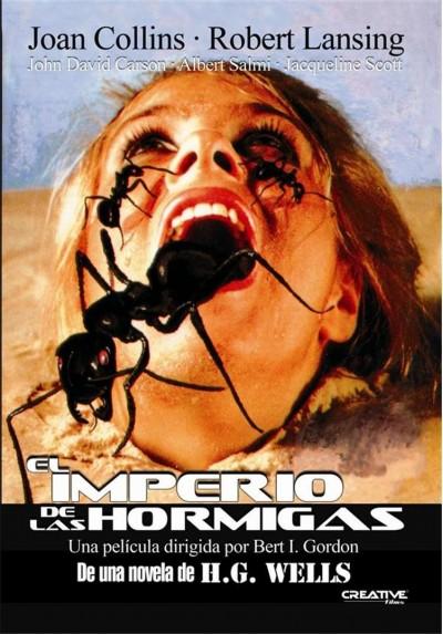 El Imperio de las Hormigas (H.G. Wells' Empire of the Ants)