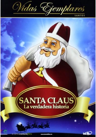 Vidas Ejemplares: Héroes Vol. 2 - Santa Claus, La Verdadera Historia