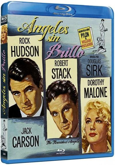 Ángeles sin brillo (Blu-ray) (The Tarnished Angels)