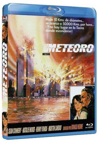 Meteoro (Blu-ray) (Meteor)