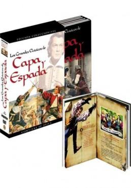 Pack Los Grandes Clásicos de Capa y Espada