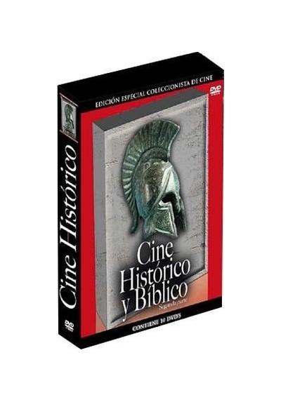 Pack Cine Hitórico y Bíblico: Segunda Parte - Edición Especial Coleccionista