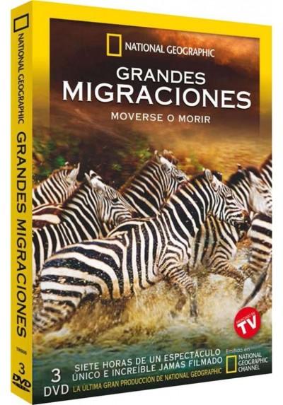 Grandes Migraciones, Moverse o Morir (National Geographic)