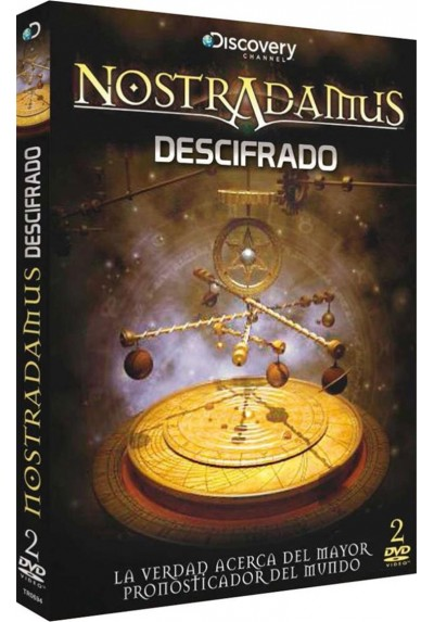 Nostradamus Descifrado (Nostradamus Decoded)