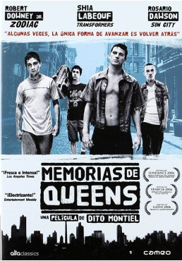 Memorias de Queens (A Guide to Recognizing Your Saints)