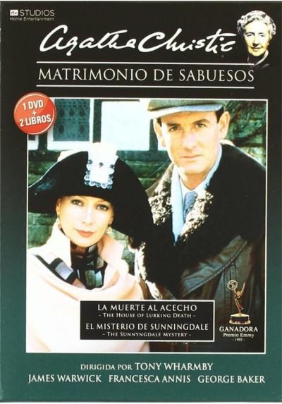 Matrimonio de Sabuesos - Agatha Christie: La Muerte al Acecho y El Misterio de Sunningdale