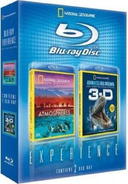 Pack Blu-Ray Experience: Atmospheres y Gigantes del Oceano 3-D