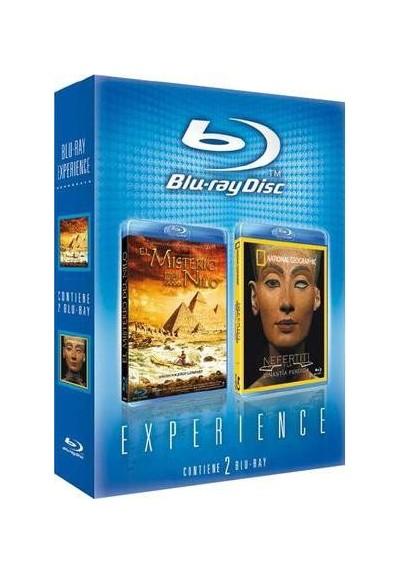 Pack Blu-Ray Experience: El Misterio del Nilo y Nefertiti y la Dinastía Perdida