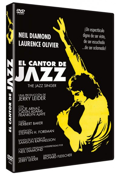 El cantor de jazz (The Jazz Singer)