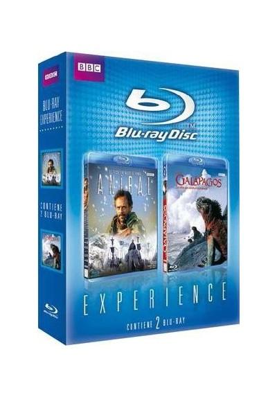 Pack Blu-Ray Experience: Aníbal y Las Galápagos